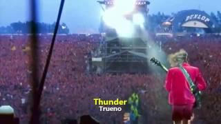 AC/DC - Thunderstruck HD - Español / Inglés