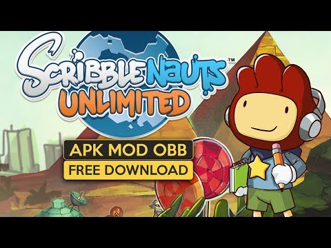 Scribblenauts Unlimited Apk Mod Data For Android Free Download 2019