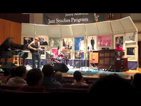 Bobby Floyd Organ Solo with Dave Stryker and Jonathan Higgins