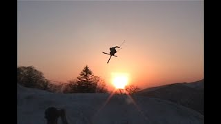 freestyle extreme ski movie by scrumhalf film's.