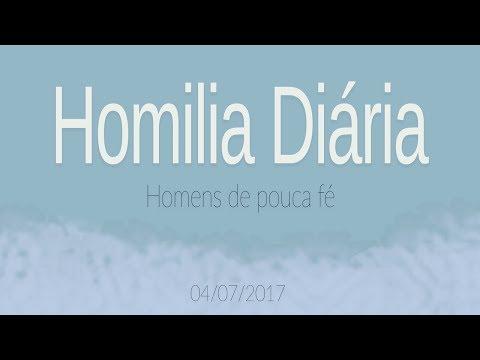 Homilia Diária - 4 de Julho
