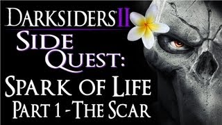 Darksiders 2 - Side Quest: Spark of Life (Part 1) - The Scar