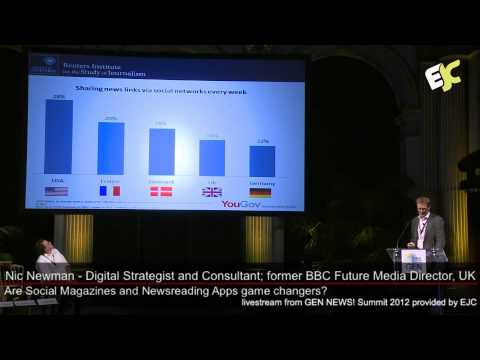 NEWS2012: Are Social Magazines and Newsreading Apps game changers?