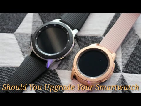 Galaxy Watch should You Upgrade From Gear S3, Gear S2, And Gear Sport