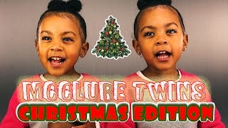 MCCLURE TWINS - CHRISTMAS EDITION