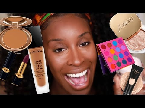 MY LAST TUTORIAL of 2018!!! BYE GIRL! | Jackie Aina