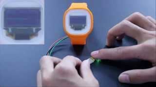 icwatch diy your unique smart wearable watch based on arduino