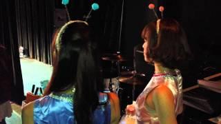 S☆スパイシー2 12/22 東放学園 本番直前バックステージ.