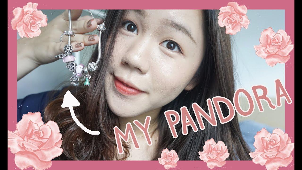 ♥ รีวิวกำไล PANDORA + แนะนำวิธีการซื้อ ♥ | pattypieee