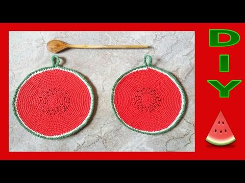 Melone Häklen