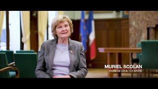 Échange avec Muriel SCOLAN - Maire de Deuil - La Barre