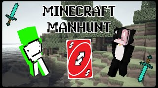 Dream's Minecraft Manhunt but if I Die I WIN