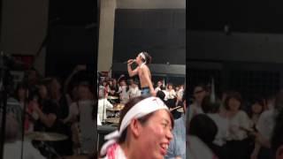 2017.7.11 川崎クラブチッタ ボーカルさんやたらアップになってしまって...