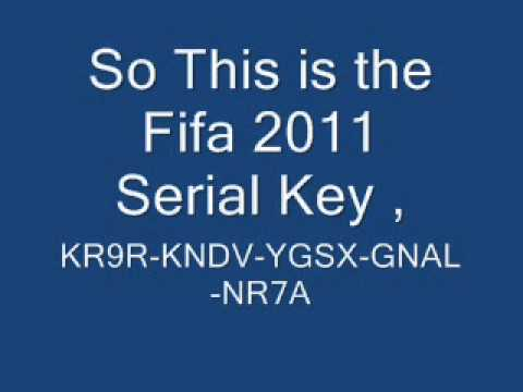Registration code registration code of fifa 10 - Fixya