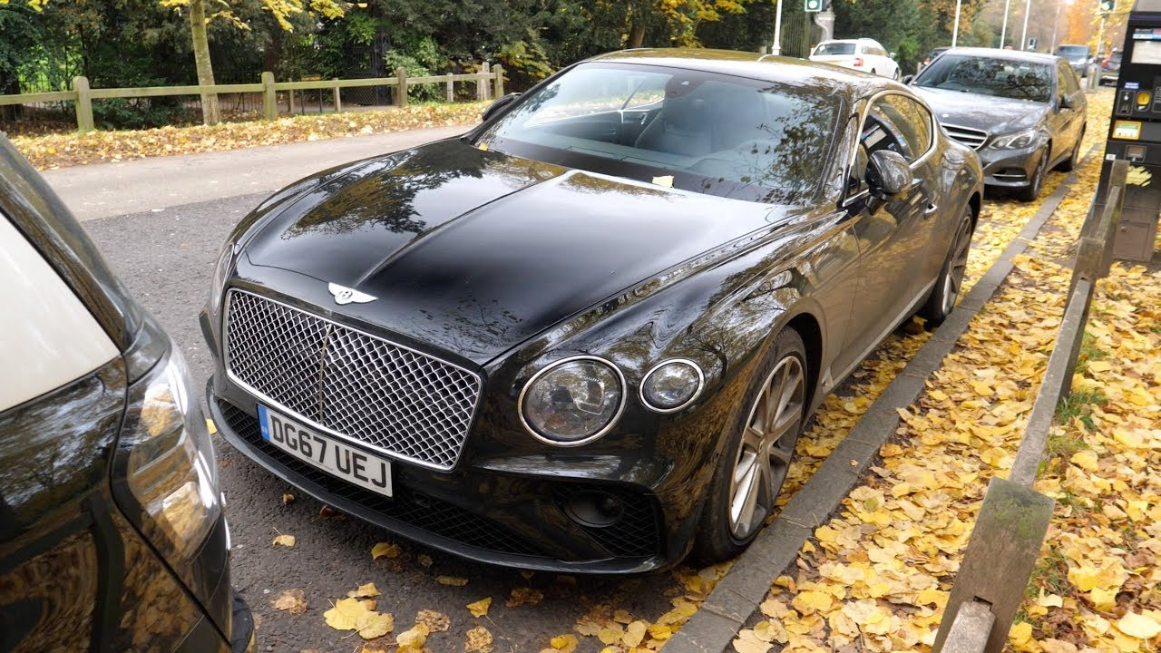 I Found The New 2018 Bentley Continental Gt