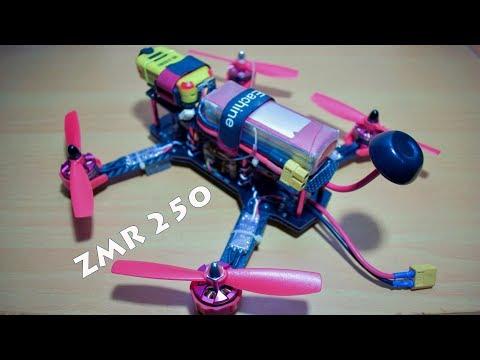 250 Racing Drone Build INDIA
