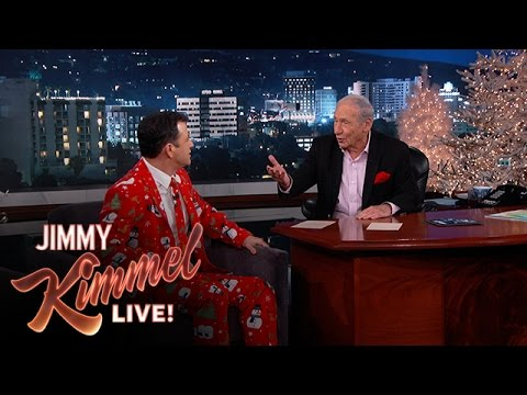 Mel Brooks on Jimmy Kimmel's Guest Chair