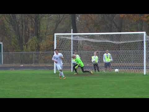Bsoc Class S First Round East Windsor over Housatonic in Penalty Kicks