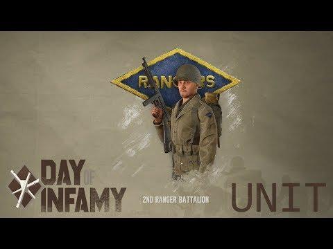 2nd Ranger Battalion skin unit [Day of Infamy Units Showcase] thumbnail