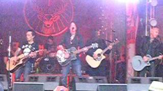 Ginger (The Wildhearts) - Suckerpunch live at Download Festival 2010