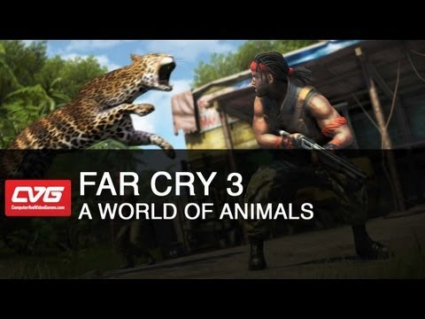 Far Cry 3 Gameplay Interview - An Island of Animals