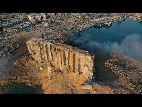 دياب: انفجار بيروت نتج عن 2750 طناً من نيترات الأمونيوم في مستودع بالمرفأ …  - نشر قبل 5 ساعة