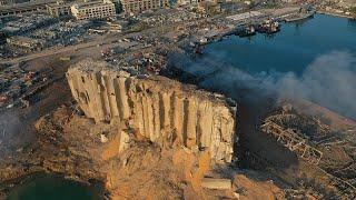 دياب: انفجار بيروت نتج عن 2750 طناً من نيترات الأمونيوم في مستودع بالمرفأ …