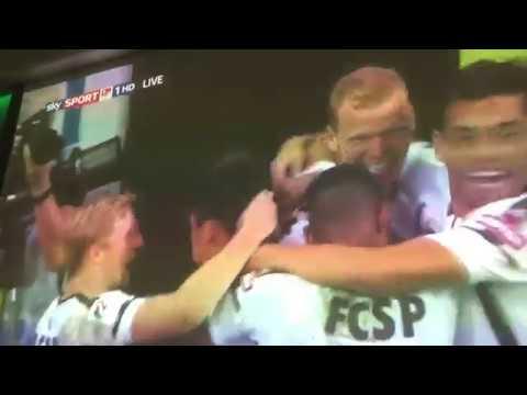 Ryo Miyaichi - Das Märchen aus Ingolstadt - Fc.St.Pauli 0:1