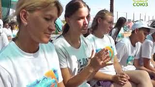 Дорога к храму (Ейск). V межъепархиальный фестиваль молодежной культуры «Православный Азов»