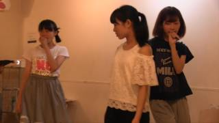 東京アイドル劇場オリジナル公演「恋をするなら17歳で」 レッスンのよう...