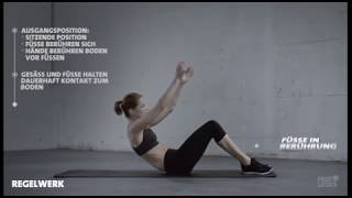 Freeletics Training - Aphrodite 2018
