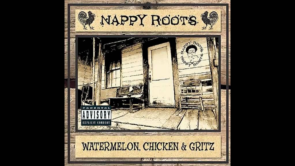 watermelon chicken & gritz