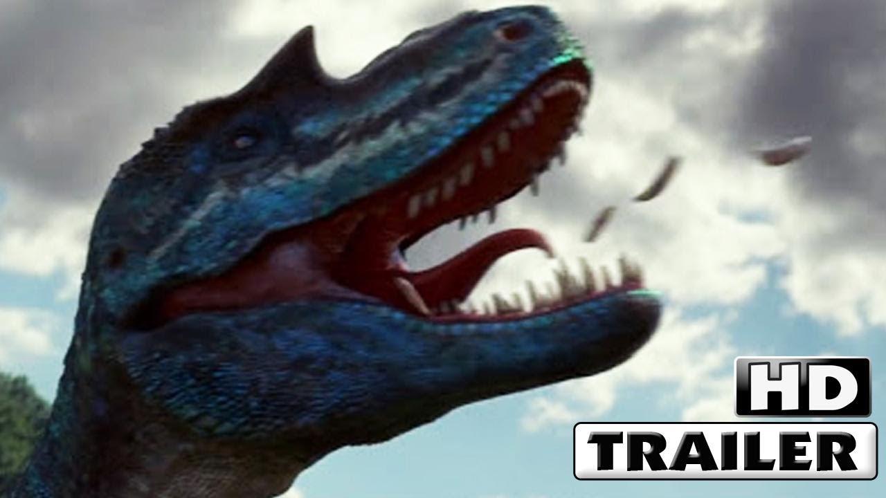 Caminando Entre Dinosaurios 3d Trailer 2013 En Espanol Youtube