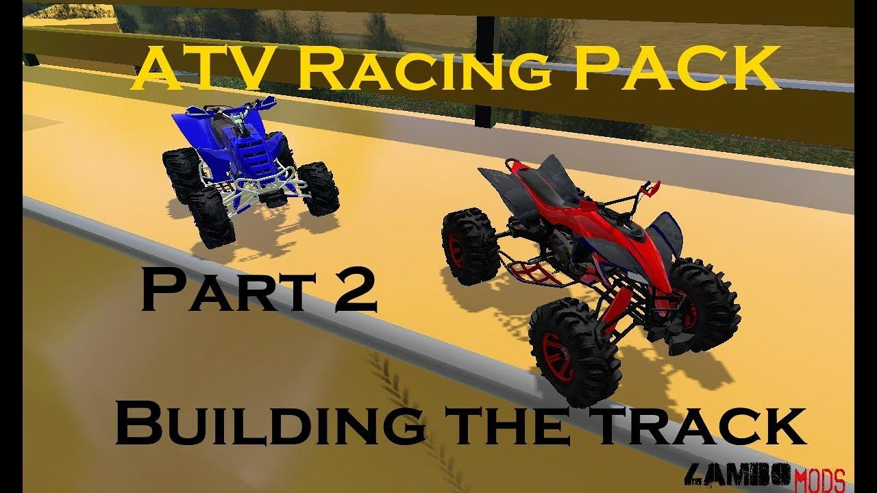 ATV Racing Pack   Raptor & Banshee V1 0 0 1 - Modhub us