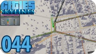 Funktionierendes U-Bahn-Netz | CITIES: SKYLINES #44