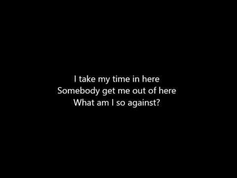 Stone Sour - Tired (karaoke)
