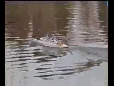 RC CHINESE GUIDED MISSILE FRIGATE