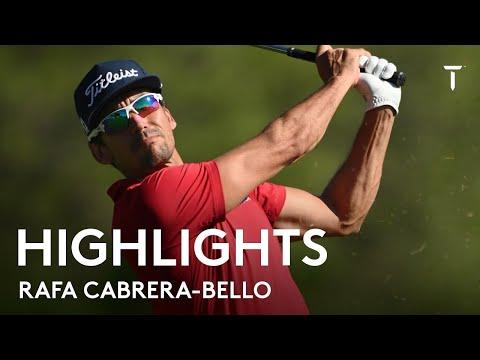 Rafa Cabrera Bello shoots flawless 64 to lead | Round 3 Highlights | 2021 Acciona Open de España