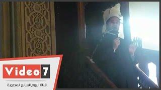 بالفيديو..مظهر شاهين : خطبة الوداع أعظم وثيقة إنسانية فى تاريخ البشرية