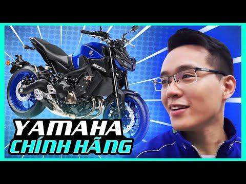PKL - Yamaha Mở Bán Xe Mô Tô Phân Khối Lớn Chính Hãng Tại Việt Nam