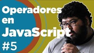 Operadores en JavaScript #devHangout con @DezkaReid