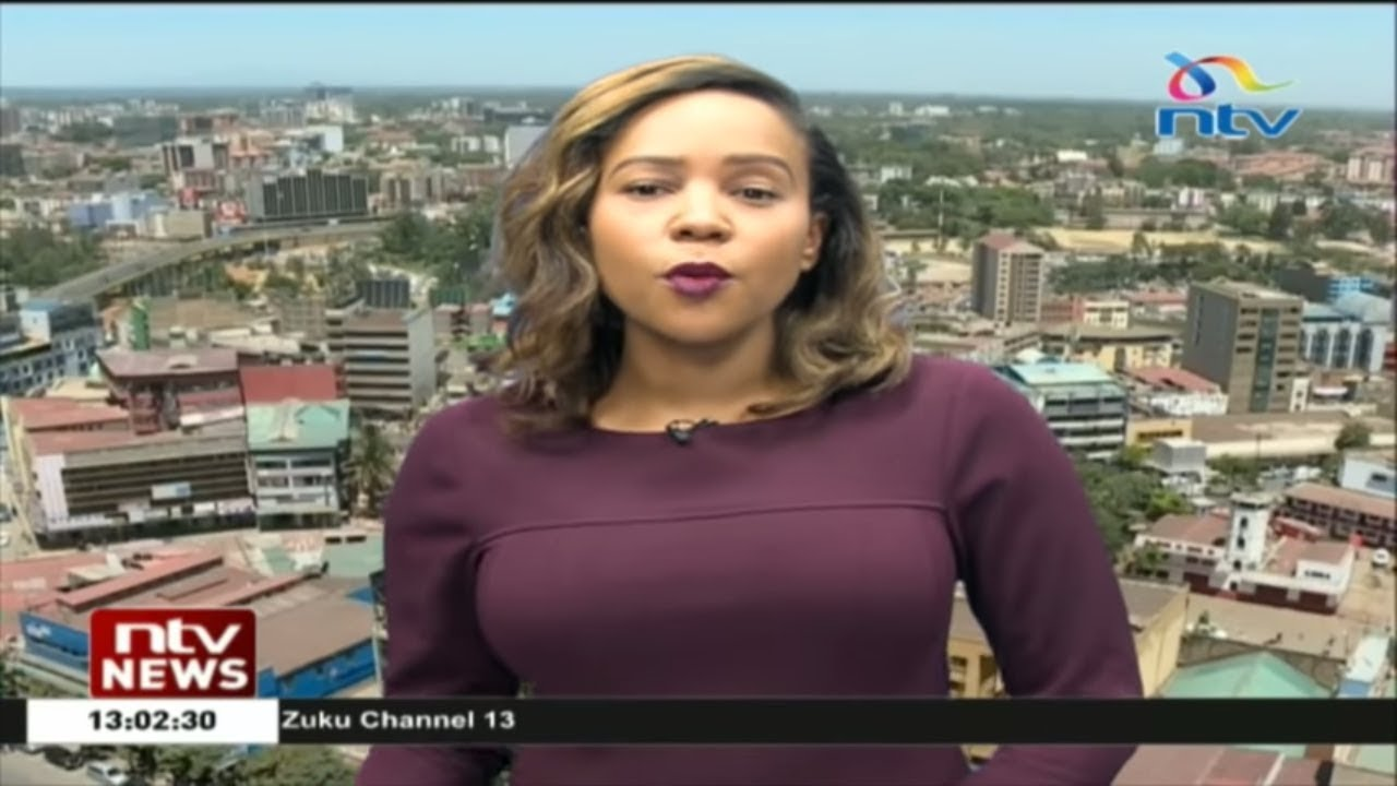 LIVE: NTV at One with Olive Burrows | WatsupAfrica - Africa's Latest