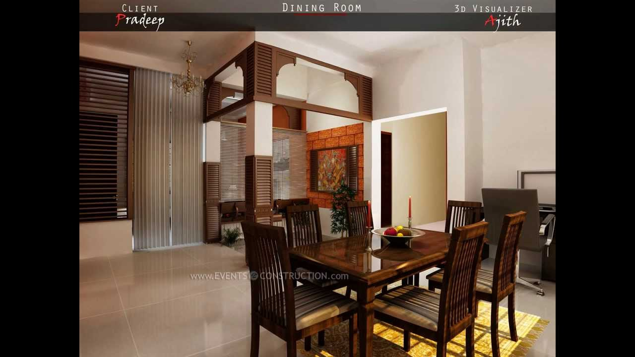 Kerala house plan kerala style home design kerala home for House interior design kerala photos