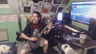 Bloodbath Brave New Hell Guitar Cover