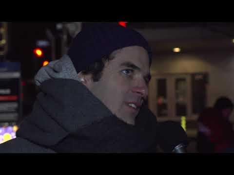 Entrevue chocolat chaud : Geoffroy | Montréal en Lumière 2018