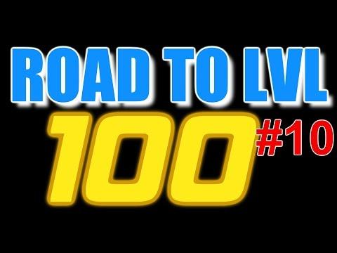 ROAD TO LVL 100 - Fan aplastado, R.I.P Taylor y contrabandistas! Ep.#10