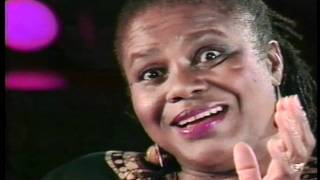 Dr. Bernice Johnson Reagon  1999 Folk Alliance International Lifetime Achievement Award Recipient