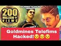 Goldmines Telefilm Has Hacked?