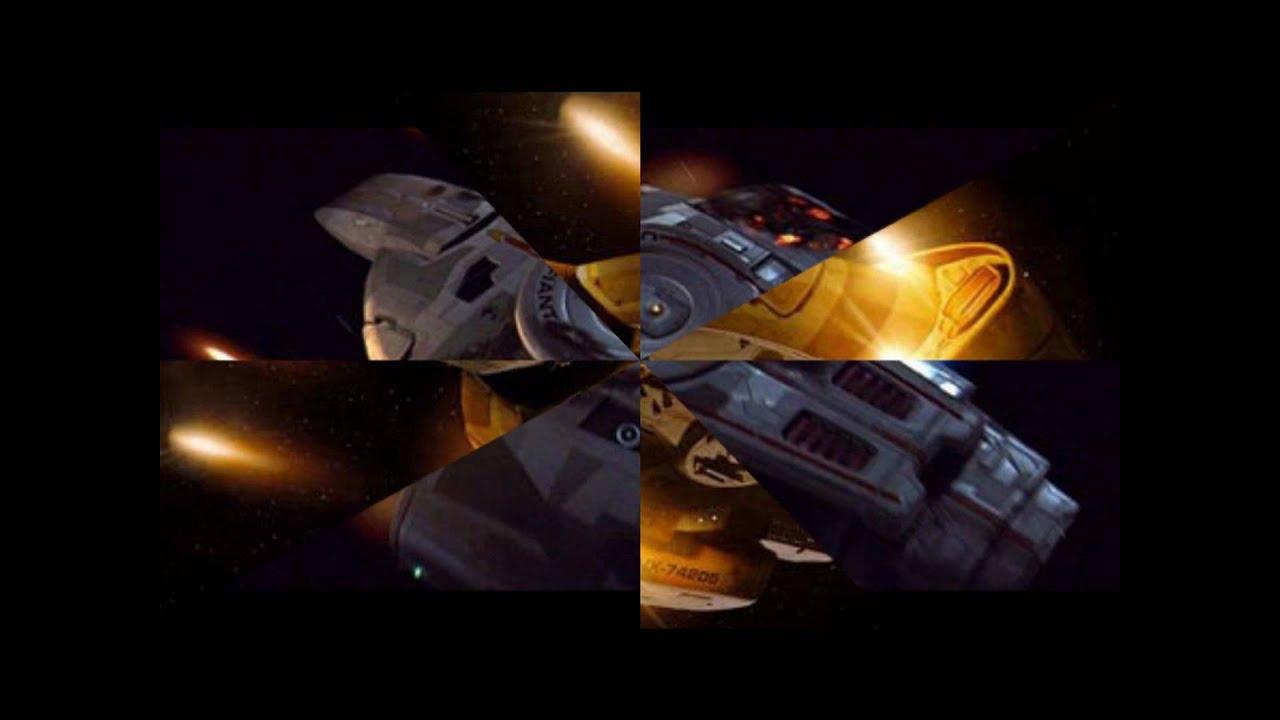 Starwarstreky Tribute To U S S Defiant A Tough Little Ship
