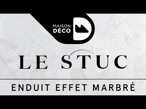 LE STUC Enduit effet marbre - Maison Déco